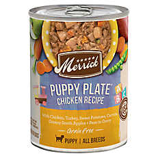 Merrick® Classic Puppy Dog Food - Natural, Grain Free