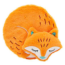 Whisker City® Microwaveable Fox Cat Toy - Catnip