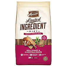 Merrick® Limited Ingrediet Diet Real Turkey Adult Dog Food - Natural, Grain Free