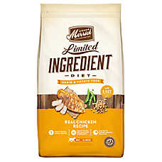 Merrick® Limited Ingrediet Diet Real Chicken Adult Dog Food - Natural, Grain Free