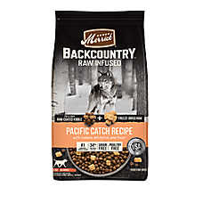 Merrick® Backcountry® Pacific Catch Recipe Dog Food - Grain Free, High Protein, Raw