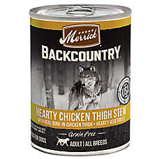 Merrick® Backcountry® Hearty Stew Adult Dog Food - Grain Free