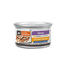 sale 99₵ ea.	when you buy 10+ entire stock Simply Nourish® cat food, 2-3 oz. cans