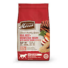 Merrick® Classic Real Beef Adult Dog Food - Natural