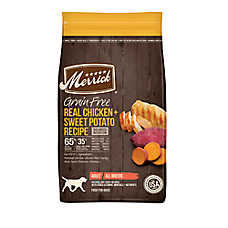 Merrick® Real Chicken Adult Dog Food - Natural, Grain Free