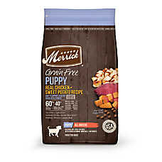 Merrick® Real Chicken Puppy Food - Natural, Grain Free