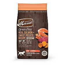 Merrick® Real Salmon Adult Dog Food - Natural, Grain Free