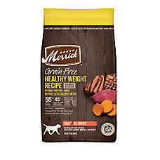 Merrick® Healthy Weight Recipe Adult Dog Food - Natural, Grain Free