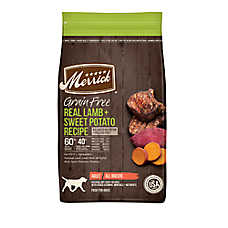 Merrick® Real Lamb Adult Dog Food - Natural, Grain Free
