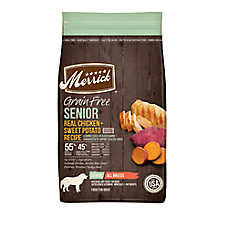 Merrick® Real Chicken Senior Dog Food - Natural, Grain Free