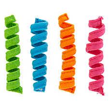 Whisker City® Spring Toys Cat Toys - 4 Pack