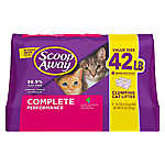 Scoop Away® Complete Performance Cat Litter - Clumping, Low Dust