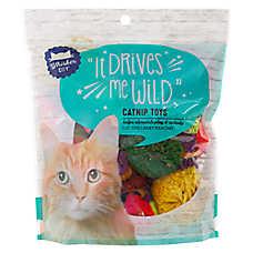 Whisker City® Catnip Puff Cat Toys
