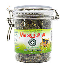 Meowijuana® Jar of Buds Catnip