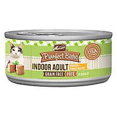 Merrick® Purrfect Bistro ™ Indoor Pate Wet Adult Cat Food - Natural, Grain Free