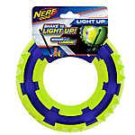 Nerf™ Dog Light-Up Spike Ring Dog Toy