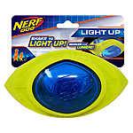 Nerf™ Megaton Light-Up Football Dog Toy - Squeaker
