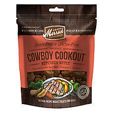 Merrick® Kitchen Bites® Biscuit Dog Treats - Grain Free, Natural