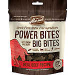 Merrick® Power Bites® Big Bites Soft + Chewy Dog Treats - Grain Free, Natural