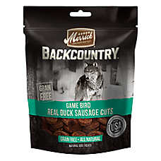 Merrick® Backcountry® Real Sausage Cut Dog Treats - Grain Free, Natural