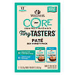 Wellness® CORE® Tiny Tasters Wet Cat Food Variety Pack - Natural, Grain Free, Sea Variety