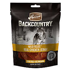 Merrick® Backcountry® Real Jerky Dog Treats - Grain Free, Natural