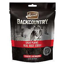 Merrick® Backcountry® Real Jerky Dog Treats - Grain Free, Natural