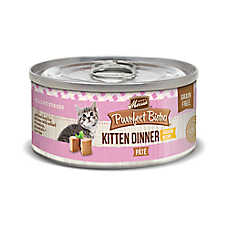 Merrick® Purrfect Bistro ™ Pate Kitten Food - Natural, Grain Free
