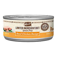Merrick® Limited Ingredient Diet Pate Adult Wet Cat Food - Nautral, Grain Free