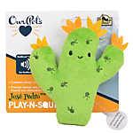 OurPets® Jose Pedro™ Play-N-Squeak® Cactus Cat Toy - Plush, Squeaker