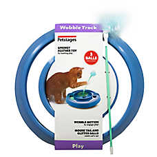Petstages® Wobble Track Cat Toy