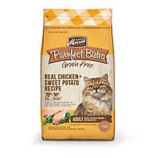 Merrick® Purrfect Bistro ™ Adult Cat Food - Natural, Grain Free, Chicken & Sweet Potato