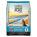CANIDAE® Pure® Cat Food - Limited Ingredient Diet, Natural, Grain Free, Tuna