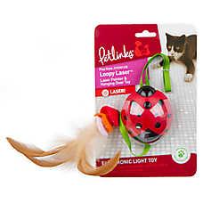 Petlinks® Loopy Laser™ Laser Pointer & Hanging Door Cat Toy