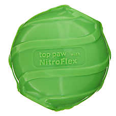 Top Paw® NitroFlex® Nitro Ball Dog Toy - Squeaker