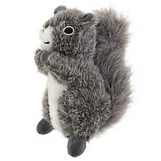 Top Paw® Realistic Squirrel Dog Toy - Plush, Squeaker