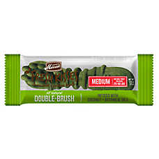 Merrick® Fresh Kisses™ Double-Brush Medium Dental Dog Treat - Coconut + Botanical Oils