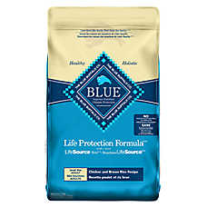 BLUE Life Protection Formula® Small Bites Adult Dog Food - Chicken & Brown Rice