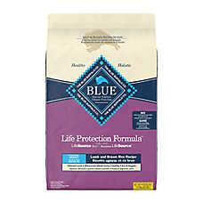 BLUE Life Protection Formula® Large Breed Adult Dog Food - Lamb & Brown Rice