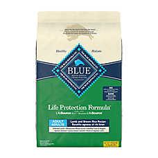 BLUE Life Protection Formula® Adult Dog Food - Lamb & Brown Rice