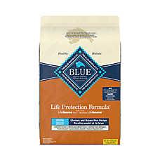 BLUE Life Protection Formula® Large Breed Senior Dog Food - Chicken & Brown Rice