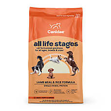 CANIDAE® All Life Stages Dog Food - Natural, Lamb