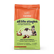 CANIDAE® All Life Stages Platinum Less Active Dog Food - Natural, Multi-Protein