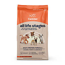 CANIDAE® All Life Stages Dog Food - Natural, Chicken, Turkey, Lamb & Fish Meal