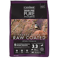 CANIDAE® PURE® Ancestral Diet Dog Food - Raw, Natural, Grain Free, Avian