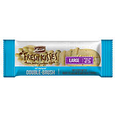 Merrick® Fresh Kisses™ Double-Brush Large Dental Dog Treat - Mint Breath Strips
