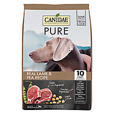 CANIDAE® PURE® Dog Food - Limited Ingredient, Natural, Grain Free, Lamb