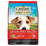 CANIDAE® Under the Sun® Dog Food - Nautral, Grain Free, Lamb