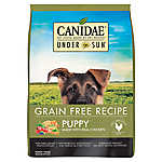 CANIDAE® Under the Sun® Puppy Food - Natural, Grain Free, Chicken