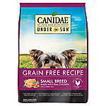 CANIDAE® Under the Sun® Small Breed Dog Food - Natural, Grain Free, Chicken